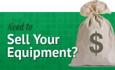 Need to Sell Your Equipment? Learn More